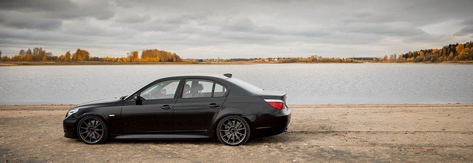 BMW 535D E60 Hybrid Turbos Tuned by PowerLab